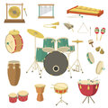 Percussion Musical Instruments Stock Image - 42202121