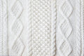 Knitted Fabric Texture Stock Photo - 42218330