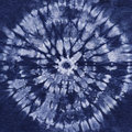 Material Dyed Batik. Shibori Royalty Free Stock Images - 42218549