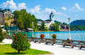 View Of St. Wolfgang Waterfront Royalty Free Stock Photo - 42230435