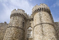 Palace Of The Grand Master Of The Knights Of Rhodes Royalty Free Stock Images - 42236079