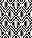 Vintage Red And Black Geometric Seamless Pattern, Vector Abstrac Stock Images - 42238034