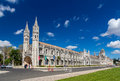 Maritime Museum And Jeronimos Monastery In Lisbon Stock Photography - 42245262