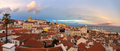 View Lisbon And The Tagus River Stock Image - 42245491