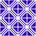 Diagonal White Frames And Deep Blue Pattern Stock Photography - 42249812