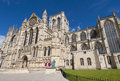 Old English Cathedral In City Center Stock Photos - 42259703