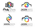Photography Logo Royalty Free Stock Images - 42297119