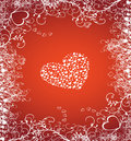 Valentine Heart Royalty Free Stock Photography - 4235167