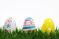 Colored Easter Eggs Stock Photography - 42311772