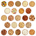Nuts And Dried Fruits Stock Photos - 42313473
