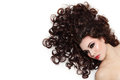 Curly Hair Stock Photo - 42327370