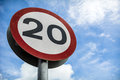 Speed Limit Stock Photography - 42335002