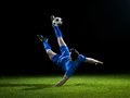 Soccer Player Royalty Free Stock Photography - 42355237