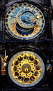 Astronomical Clock. Prague Royalty Free Stock Images - 42356019