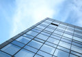 Modern Office Building Wall Made Of Glass And Steel Stock Photo - 42360390