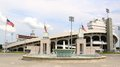 Memphis Liberty Bowl Memorial Stadium, Memphis Tennessee Royalty Free Stock Photography - 42374987