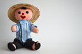 Traditional Mexican Ethnic Hand Made Doll Royalty Free Stock Images - 42376299