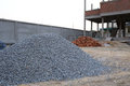Piles Gravel Royalty Free Stock Images - 42385979