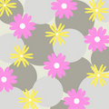 Funky Flowers - Vector Royalty Free Stock Image - 4240446