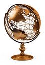 Antique Globe Stock Images - 4243244