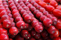 Candied Haws On A Stick. Stock Photo - 4248510
