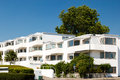 Art Deco Apartment Building Royalty Free Stock Photography - 42400227