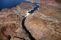 Aerial View Of Hoover Dam Stock Photos - 42421433