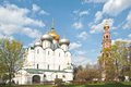 Church In Moscow, Russia Royalty Free Stock Photography - 42422887