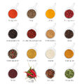 Different Spices Stock Image - 42451421