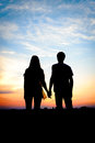 Young Couple In Love Outdoor. Royalty Free Stock Image - 42461456
