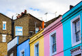 Portobello Road Houses Royalty Free Stock Images - 42468239