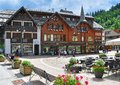 Madonna Di Campiglio On Summer, Italy Royalty Free Stock Photos - 42497368