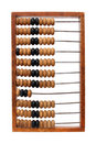 Old Abacus Royalty Free Stock Photos - 4256648