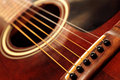 Old Guitar Close Up Royalty Free Stock Photo - 4259255