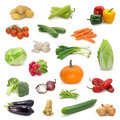 Vegetable Collection Royalty Free Stock Photo - 4259815