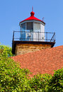 Eagle Bluff Lighthouse Tower Stock Photos - 42521283