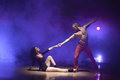 Contemporary Dance Stock Images - 42527544