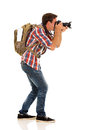 Tourist Taking Pictures Royalty Free Stock Images - 42551789