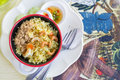 Seafood Fried Rice Royalty Free Stock Photos - 42575678