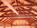 TILED ROOF Stock Photography - 4260042