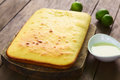Lime Cake Stock Photo - 42601240