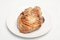 Grilled Pork Chop Royalty Free Stock Photos - 42620088