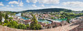 Panoramic View Of Swiss Town Schaffhausen. River Rhine. Royalty Free Stock Photos - 42620458