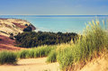 Dunes In Lithuania Royalty Free Stock Photography - 42626917