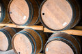 Wine Barrels Royalty Free Stock Photo - 42671365