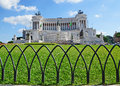 National Monument To Victor Emmanuel II, Rome Stock Photo - 42695790