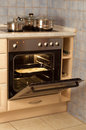 Electric Oven Royalty Free Stock Photos - 4270928