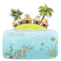 Holliday In Tropical Island, Concept Background Royalty Free Stock Photography - 42709897