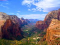 Zion National Park Royalty Free Stock Photo - 42751285