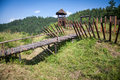 Celtic Hill Fort At Havranok - Slovakia Stock Images - 42752334